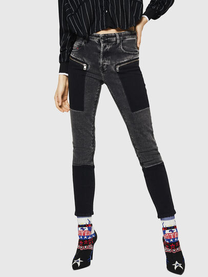 Diesel - Babhila 0890T,  - Jeans - Image 1