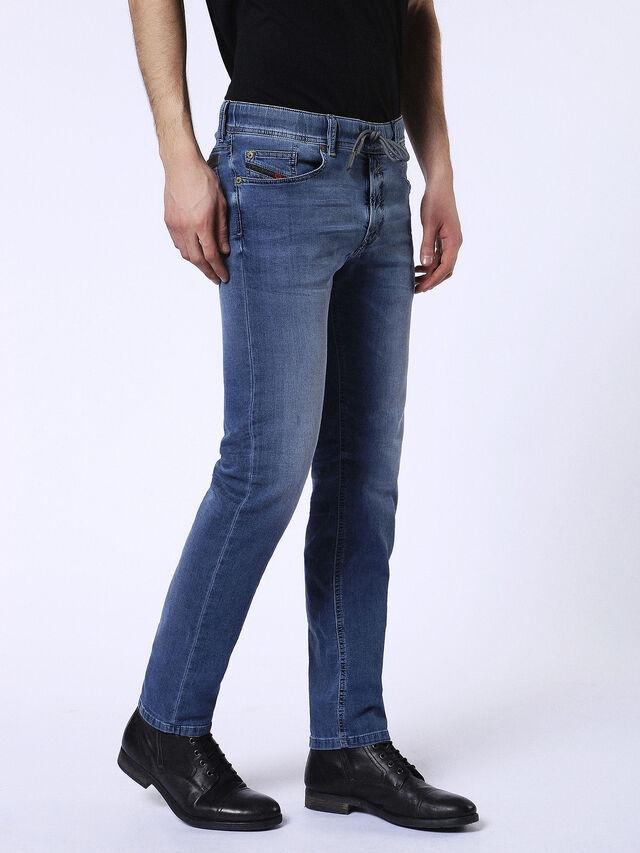 Diesel - WAYKEE JOGGJEANS 084CZ, Light Blue - Jeans - Image 6