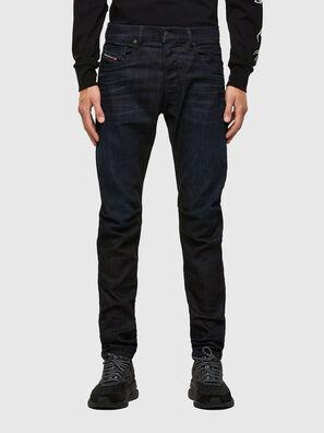 D-Strukt 009MP, Dark Blue - Jeans