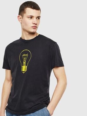 T-DIEGO-S9, Black - T-Shirts