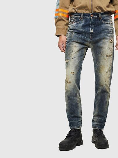 Diesel - D-Vider 0098S, Medium blue - Jeans - Image 1