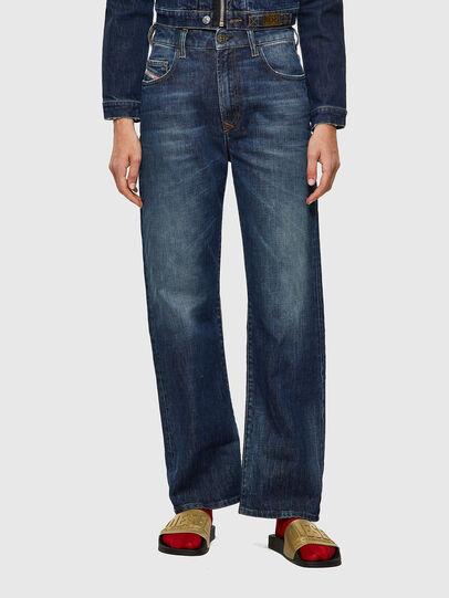 Diesel - D-Reggy 09A06, Dark Blue - Jeans - Image 1