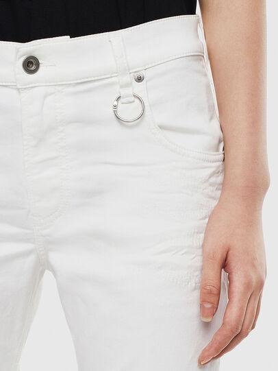 Diesel - Krailey JoggJeans 069DS, White - Jeans - Image 3