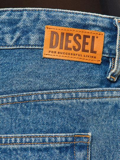 Diesel - D-Reggy 0079H, Medium blue - Jeans - Image 4