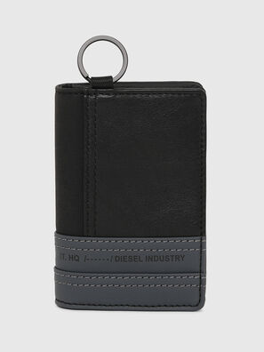 DUKEZ LOOP, Black/Blue - Card cases