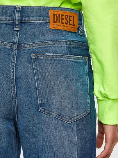 Diesel - Widee 009EU, Light Blue - Jeans - Image 5