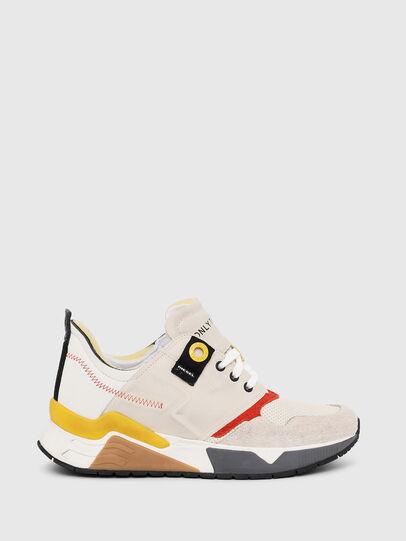 Diesel - S-BRENTHA LC, White - Sneakers - Image 1