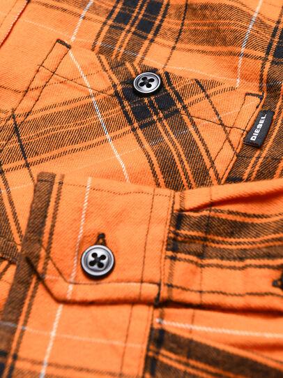 Diesel - COIZE, Orange/Black - Shirts - Image 3