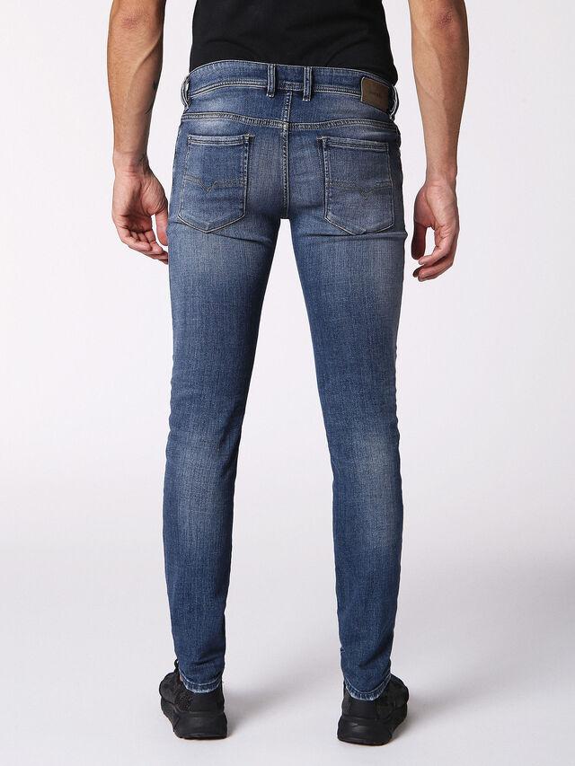 SLEENKER 084QJ, Blue Jeans
