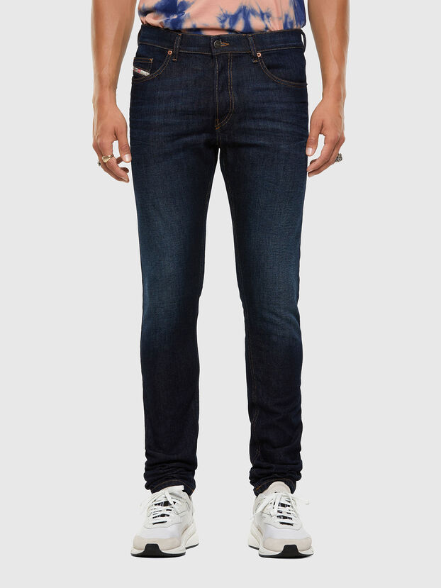 D-Luster 009EQ, Dark Blue - Jeans