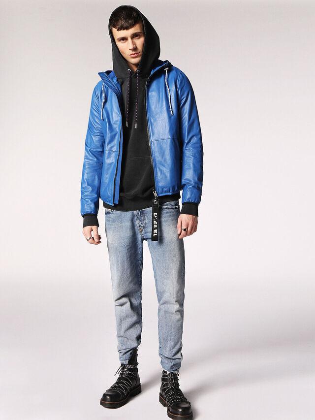 L-WIND, Brilliant Blue