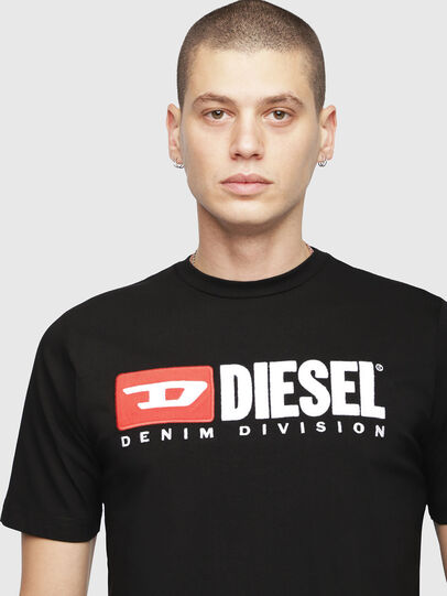 Diesel - T-JUST-DIVISION,  - T-Shirts - Image 3