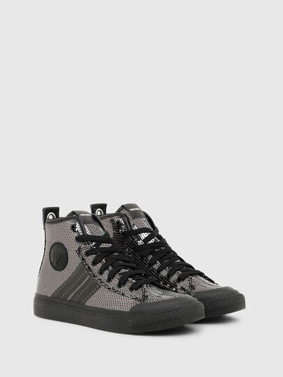 Diesel - S-ASTICO MC W, Black - Sneakers - Image 2
