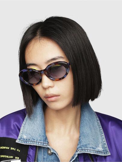 Diesel - DL0281, Multicolor - Sunglasses - Image 5