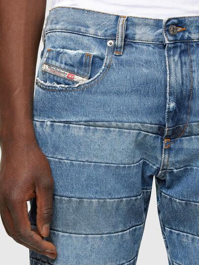 Diesel - D-Strukt 009UE, Light Blue - Jeans - Image 3