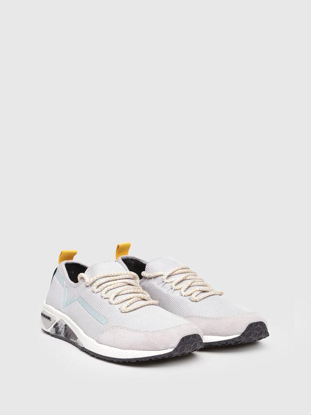 Diesel - S-KBY, Vaporous Grey - Sneakers - Image 2