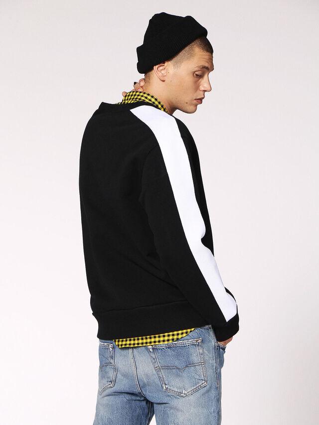 Diesel - S-MEGGY, Black - Sweaters - Image 2