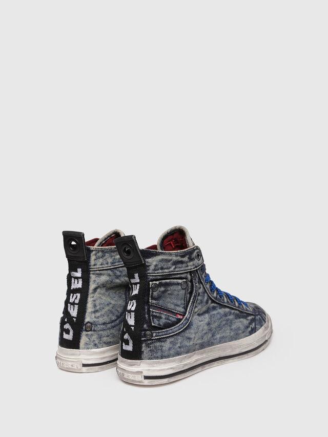 Diesel - EXPOSURE STRIPE, Blue Jeans - Sneakers - Image 2