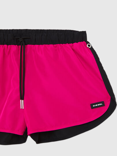 Diesel - BFOWT-SHORZ, Pink/Black - Out of water - Image 3