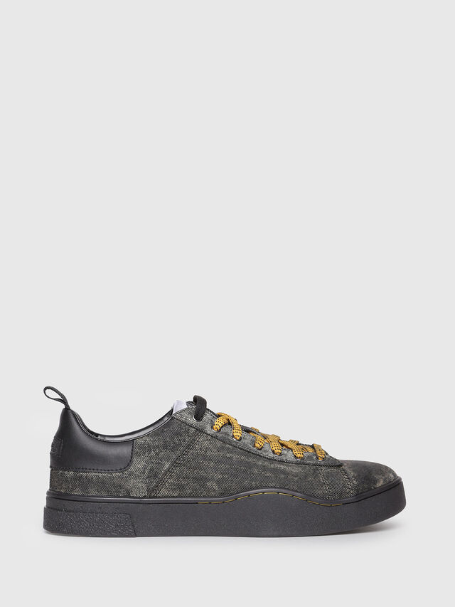 Diesel - S-CLEVER LOW, Anthracite - Sneakers - Image 1