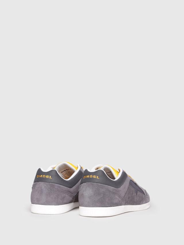 Diesel - S-HAPPY LOW, Grey - Sneakers - Image 3