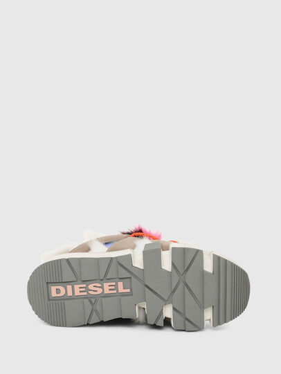 Diesel - S-PADOLA SP, White - Sneakers - Image 4
