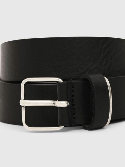 Diesel - B-GU, Black - Belts - Image 2