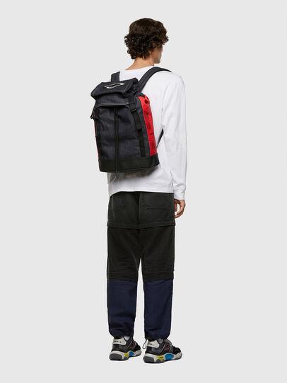 Diesel - F-SUSE BACKPCK, Dark Blue - Backpacks - Image 6