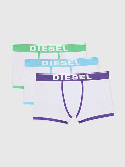 Diesel - UMBX-DAMIENTHREEPACK, White - Trunks - Image 1