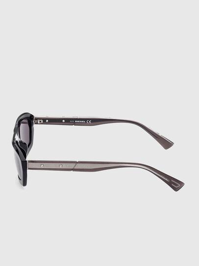 Diesel - DL0347, Black - Sunglasses - Image 3