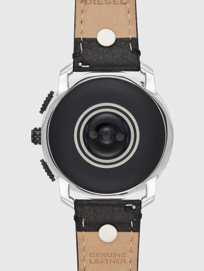 Diesel - DT2014, Black/Silver - Smartwatches - Image 4