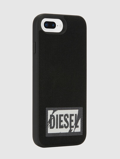 Diesel - BLACK DENIM IPHONE 8 PLUS/7 PLUS/6S PLUS/6 PLUS CASE,  - Cases - Image 5