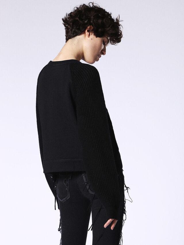 M-AGILS, Black