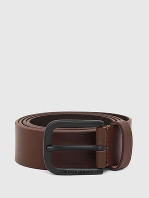 B-BOLDY, Brown - Belts