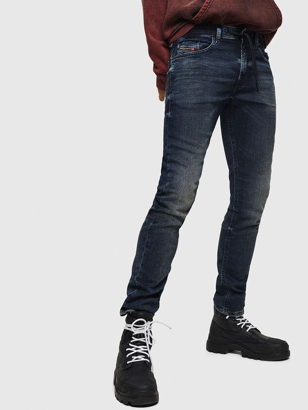 Thommer JoggJeans 069GD, Dark Blue - Jeans