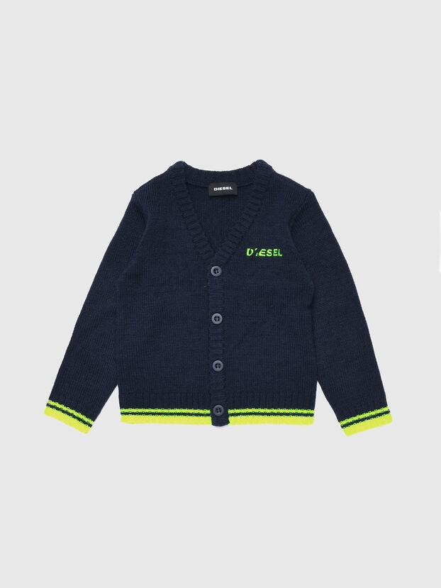 KAPIB, Blue/Green - Knitwear