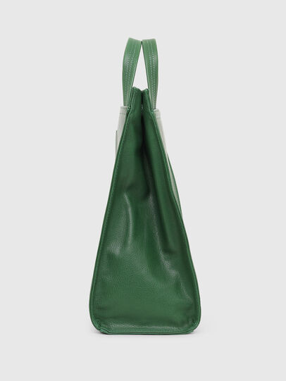 Diesel - AMETISTA, Green - Shopping and Shoulder Bags - Image 3