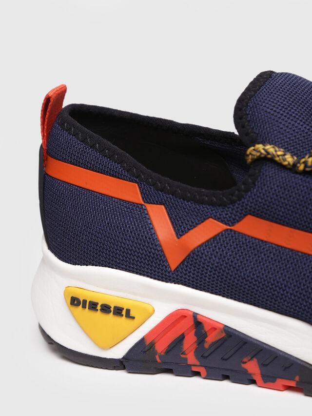 Diesel - S-KBY, Dark Blue - Sneakers - Image 4