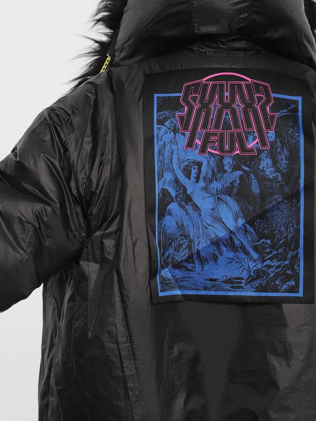 Diesel - L-WISKE, Black - Winter Jackets - Image 2