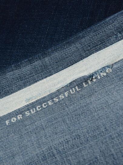 Diesel - WIDEE-J, Medium blue - Jeans - Image 3