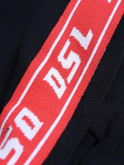 Diesel - SUITAX, Black/Red - Sweaters - Image 3