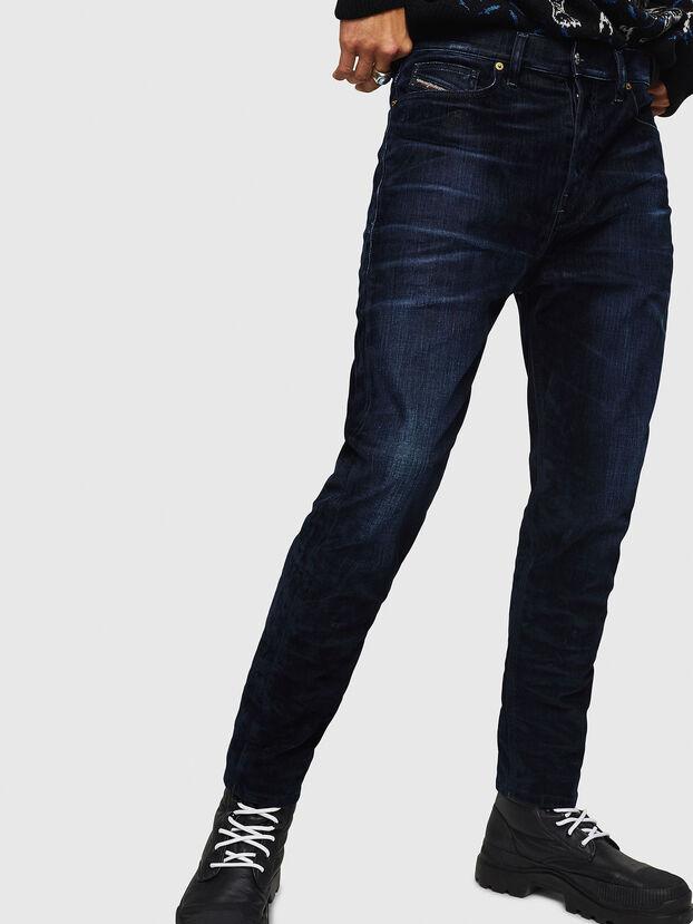 D-Vider 0091U, Dark Blue - Jeans