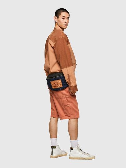 Diesel - D-FRANKY-SHORT-SP, Orange - Shorts - Image 5