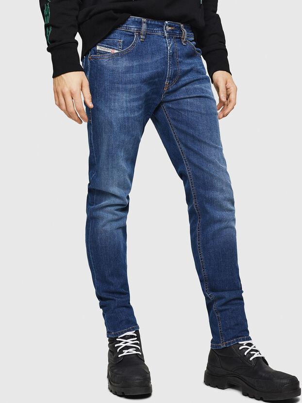 Thommer 082AZ, Dark Blue - Jeans