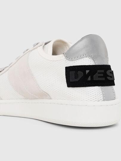 Diesel - S-MILLENIUM LC, White/Pink - Sneakers - Image 4