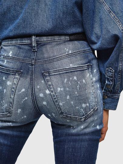 Diesel - Babhila 0091Y, Medium blue - Jeans - Image 5