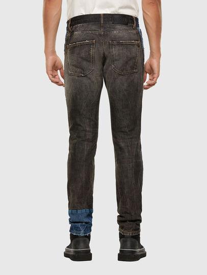 Diesel - D-Kras 009EA, Black/Dark grey - Jeans - Image 2