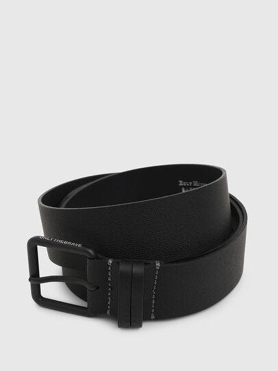 Diesel - B-LOED, Black - Belts - Image 2