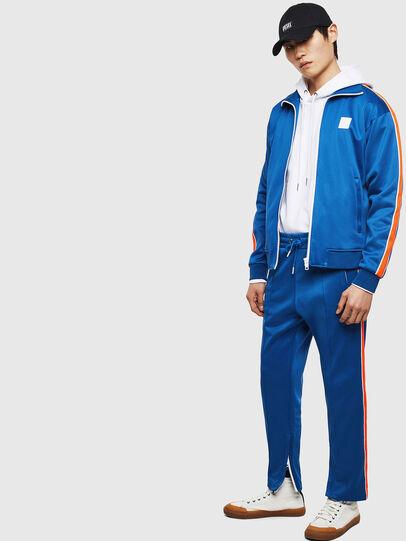 Diesel - S-CORTESS, Blue - Sweaters - Image 7