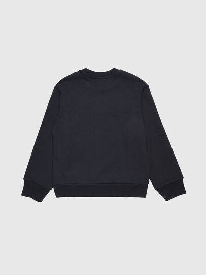 Diesel - SCREWDIVISION OVER, Black - Sweaters - Image 2